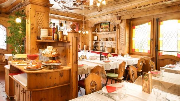 Restaurant  du Fromage salle