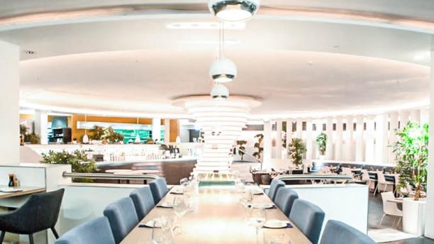 Shiki Sushi & Lounge Het restaurant