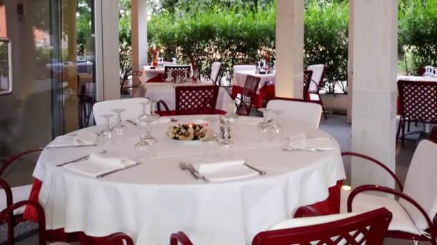 Paradiso Modena Sala del ristorante