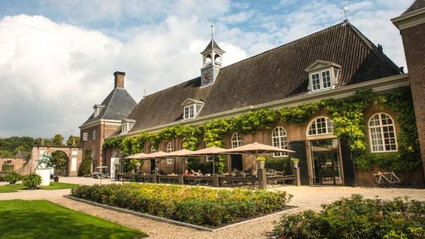 Restaurant Bentinck Buiten aanzicht