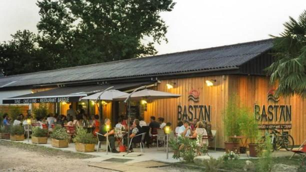 Le Bastan extérieur