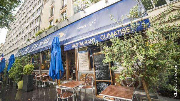 Vin Maree Restaurant Paris