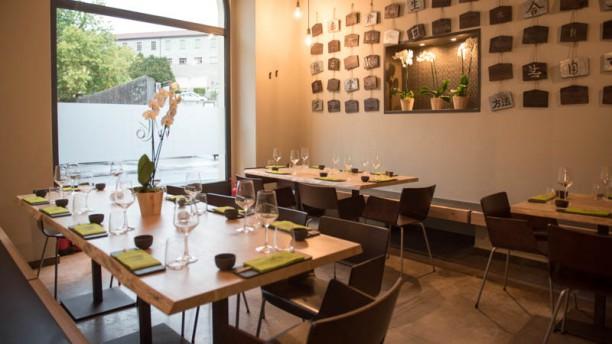 Myo Japanese Cuisine Interni sala 1