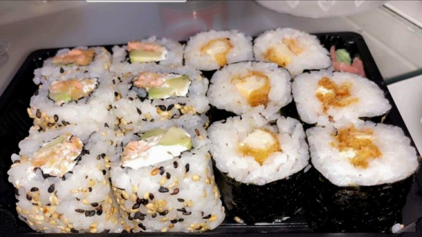 Spartiates Sushi Sushi