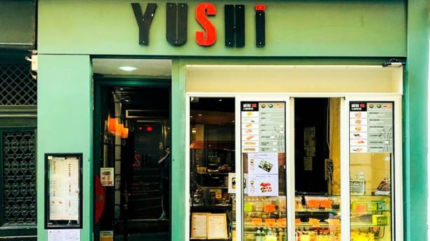 Yushi Entrée
