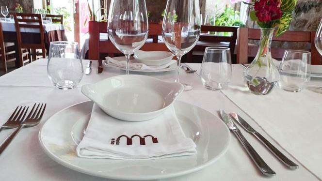 Restaurante Adega do Monte ristorante portoghese a Vila do Conde in Portogallo