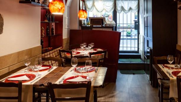 Il Cellaio Carni E Vini Vista sala