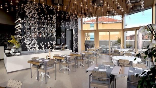 Nu Italian Restaurant- 6° piano Sala del ristorante