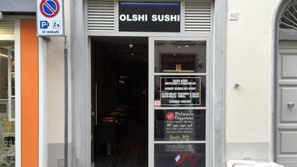 Olshi Sushi entrata