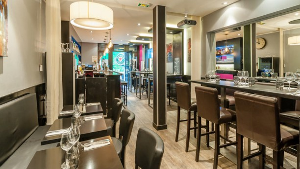 Restaurant Ni Vu Ni Connu A Paris 75009 Pigalle Saint Georges