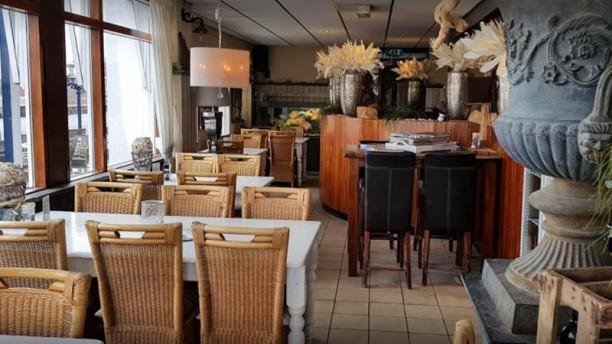 Aquarius Het restaurant