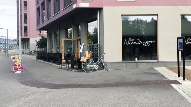 Restaurang Norra bryggan Entrance