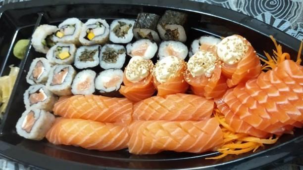 Sushi Express Sugestão do chef