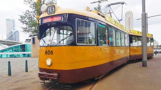 RestaurantTram Onze tram 606