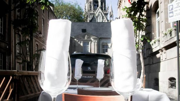 restaurant la maison blanche bayeux 14400 menu avis prix et r servation. Black Bedroom Furniture Sets. Home Design Ideas