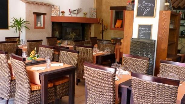 La Source Salle du restaurant