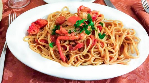 Ristorante Da Gianni Spaghetti con astice