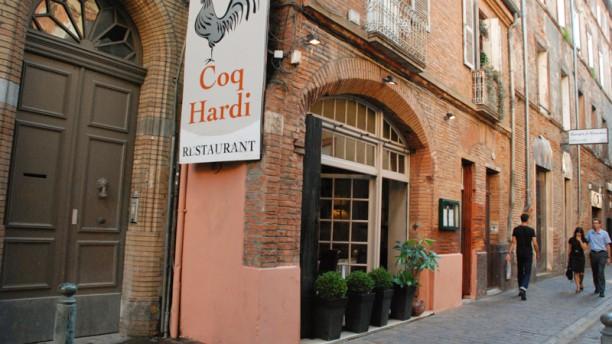 Le Coq Hardi Entrée