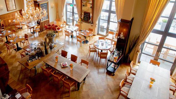 Restaurant De Gouverneur (Heerlickheijd van Ermelo) Het restaurant