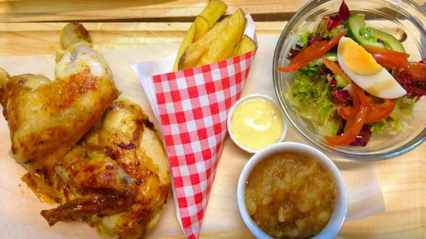 Brasserie Pub De Smidse Kip van 't spit