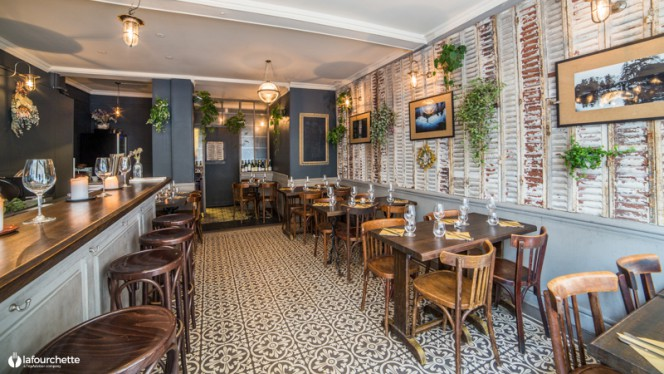 Margo - Restaurant - Paris