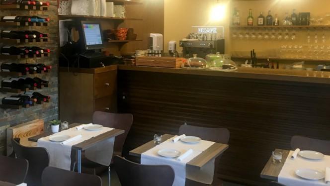 sala do restaurante - Porto à Prova, Porto