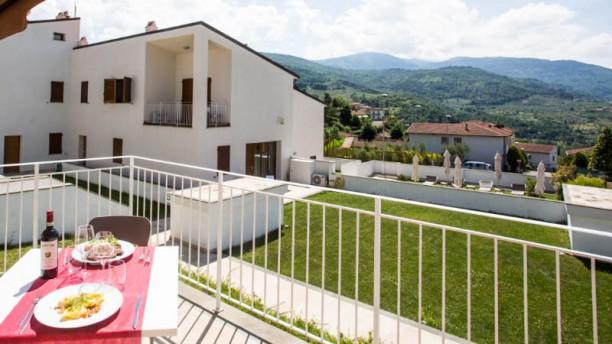 Ristorante Tuscania Ristorante con Vista Colline e Piscina