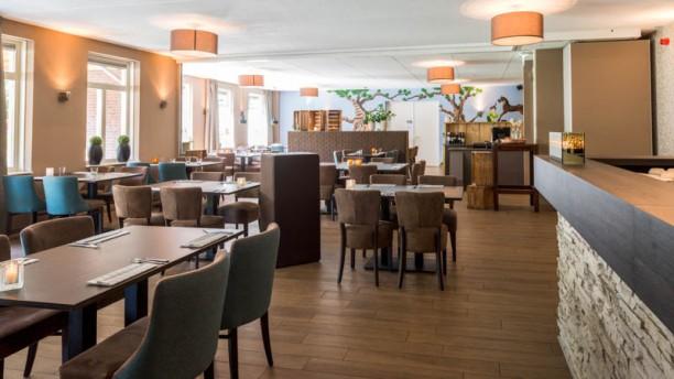 Bij Jansen & Jansen Familierestaurant Het restaurant