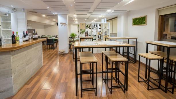 Singular Sala del restaurante