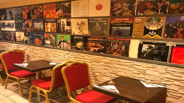 Le Jazzique Vue de la salle