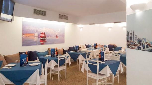 Jay's - Restaurante & Grill Vista da sala