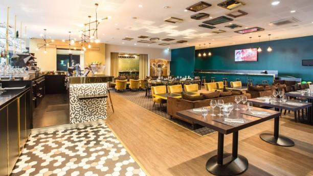 Gatsby Salle du restaurant