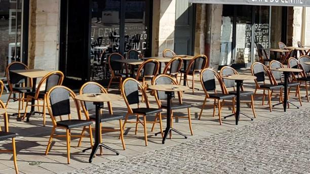Café Du Centre Terrasse