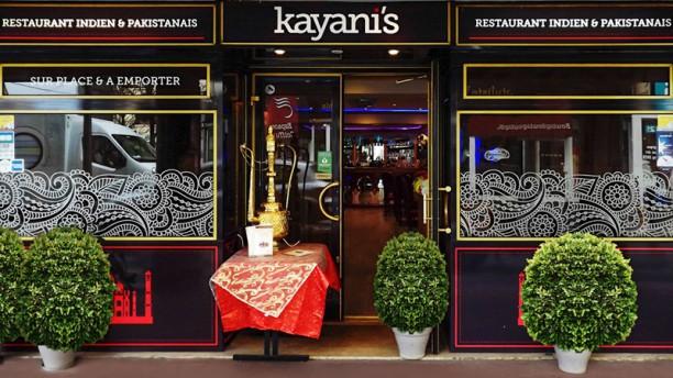 Kayani's Kayani's Bezons Façade