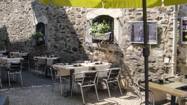 Izard Café Central Terrasse