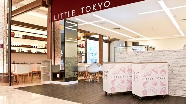 Little Tokyo Vista da sala