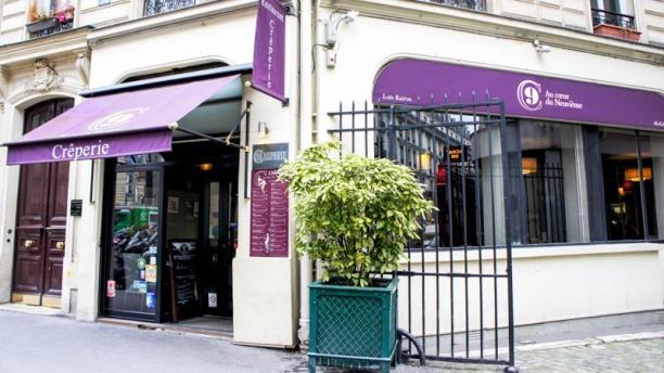 Restaurant au c ur du neuvi me paris 75009 op ra for Miroir restaurant paris menu