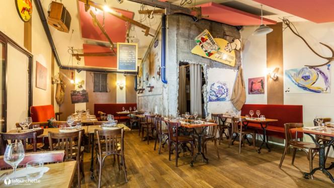 La CaVe - Restaurant - Montreuil