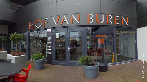Grand Café Willem Entree