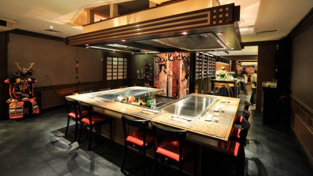 Daikichi Restaurantzaal