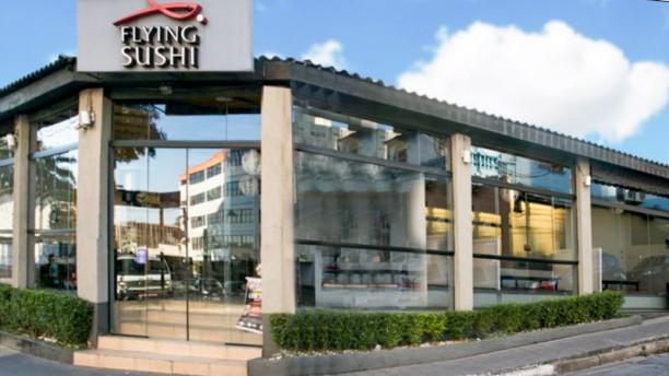 Flying Sushi - Santana entrada