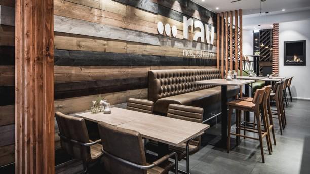 RAV, Meet, eat & drink Comfortabele hoge en lage zit mogelijkheden
