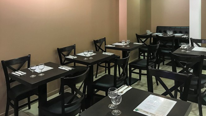 Diwan Beirut - Restaurant - Paris