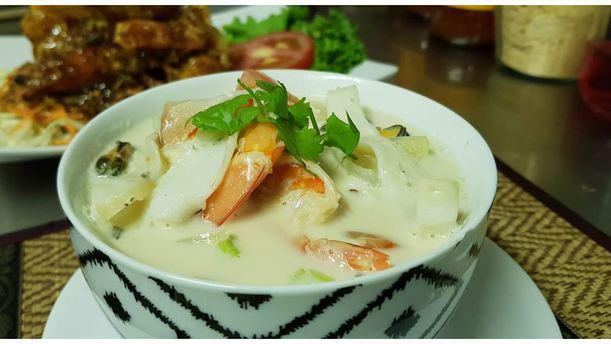 Souan Son Thaï Food Plat 1