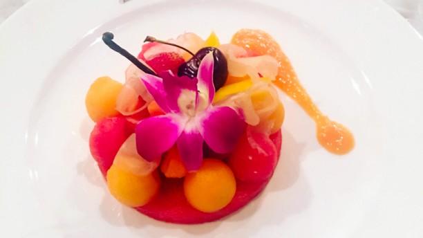 Restaurant secret square paris 75017 arc de triomphe ternes porte maillot menu avis - Monceau fleurs porte maillot ...