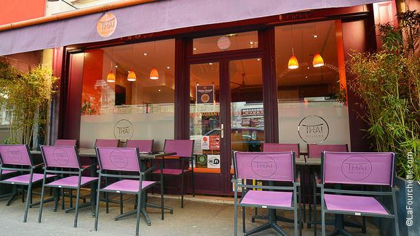 Thaï Délices Ampère Terrasse Paris 17ème