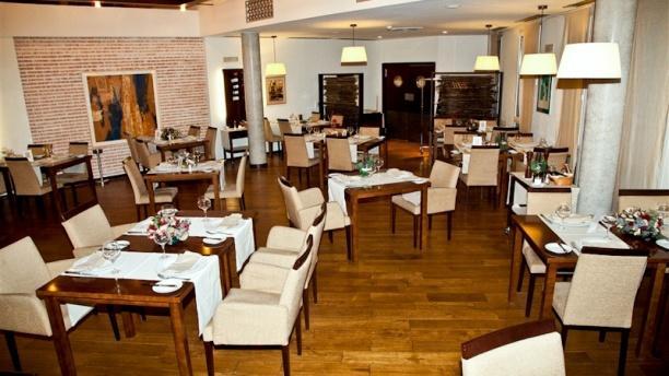 Hotel Isla de la Garena Vista comedor