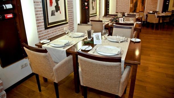Hotel Isla de la Garena Vista mesa