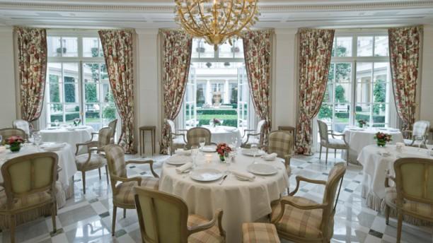 Epicure - Le Bristol Paris Salle du restaurant