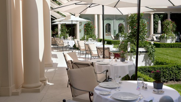 restaurant au jardin paris 9